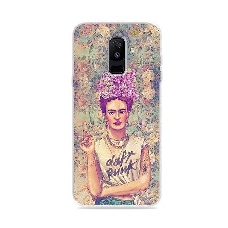 Capa para Galaxy A6 Plus - Frida