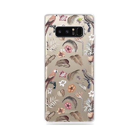 Capa para Galaxy Note 8 - Sweet Bird
