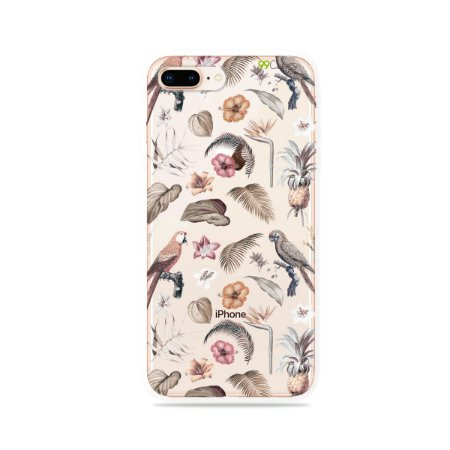 Capa para iPhone 8 Plus - Sweet Bird
