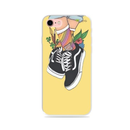 Capa para iPhone 7 - Sneakers