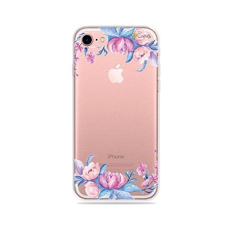 Capa para iPhone 7 - Bromélias
