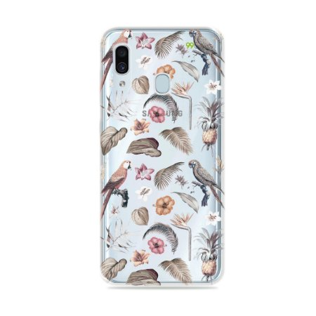 Capa para Galaxy A30 - Sweet Bird