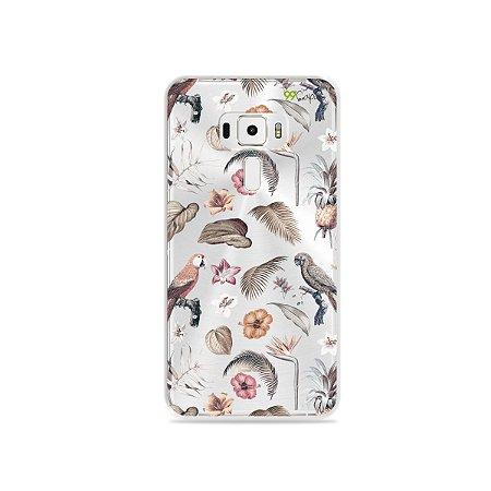 Capa para Asus Zenfone 3 - 5.5 Polegadas - Sweet Bird