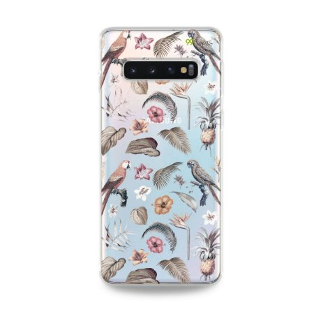 Capa para Galaxy S10 Plus - Sweet Bird