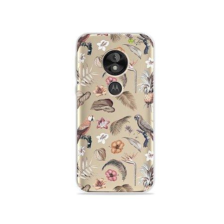 Capa para Moto E5 Play - Sweet Bird