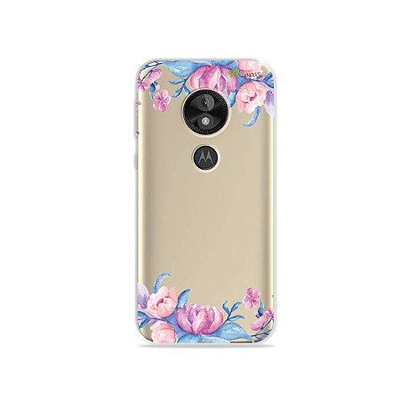 Capa para Moto E5 Play - Bromélias