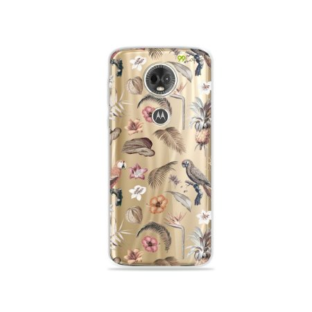 Capa para Moto E5 Plus - Sweet Bird