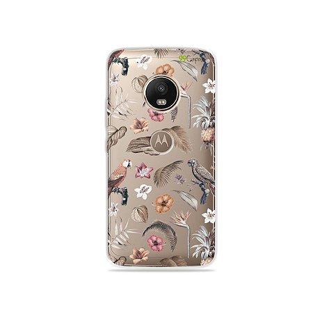 Capa para Moto G5 Plus - Sweet Bird