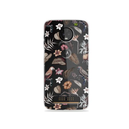 Capa para Moto Z3 Play - Sweet Bird