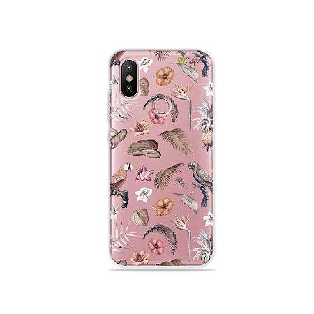 Capa para Xiaomi Mi A2 - Sweet Bird