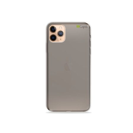 Capa Fumê para iPhone 11 Pro {Semi-transparente}