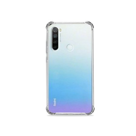 Capa Transparente Anti-Shock para Xiaomi Redmi Note 8