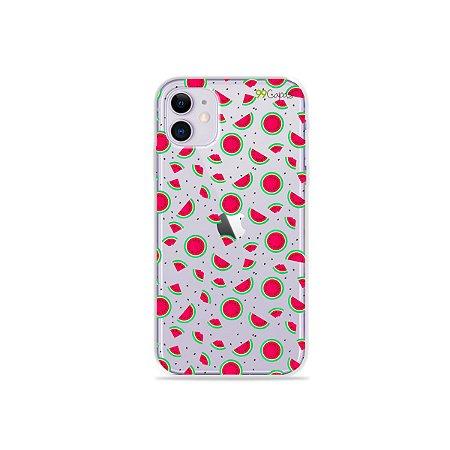 Capa para iPhone 11 - Mini Melancias