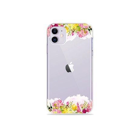 Capa para iPhone 11 - Botânica