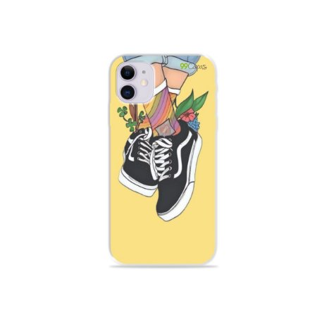 Capa para iPhone 11 - Sneakers