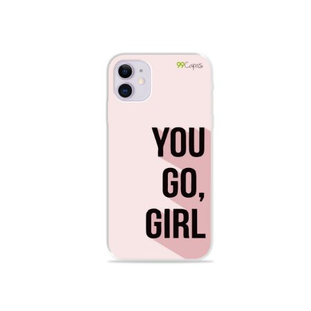 Capa para iPhone 11 - You Go, Girl