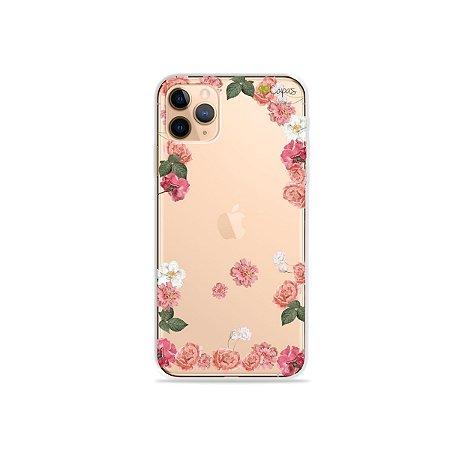 Capa para iPhone 11 Pro - Pink Roses