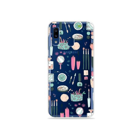 Capa para Galaxy A20 - Make Up