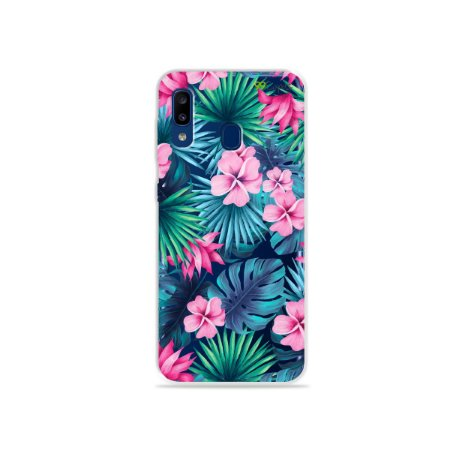 Capa para Galaxy A20 - Tropical