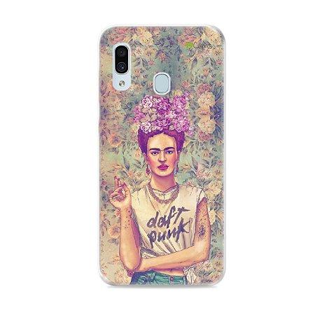 Capa para Galaxy A20 - Frida