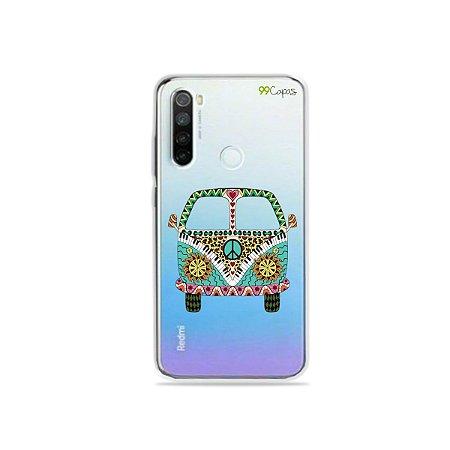 Capa para Xiaomi Redmi Note 8 - Kombi