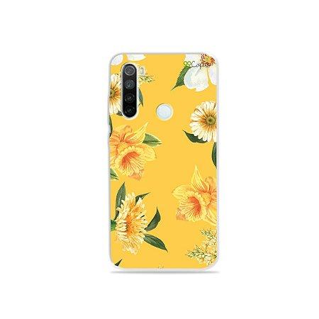 Capa para Xiaomi Redmi Note 8 - Margaridas