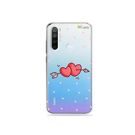 Capa para Xiaomi Redmi Note 8 - In Love
