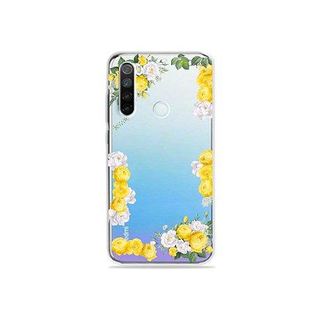 Capa para Xiaomi Redmi Note 8 - Yellow Roses