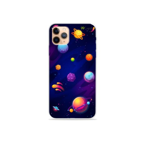 Capa para iPhone 11 Pro Max - Galáxia