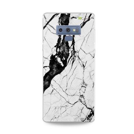 Capa para Galaxy Note 9 - Marmorizada