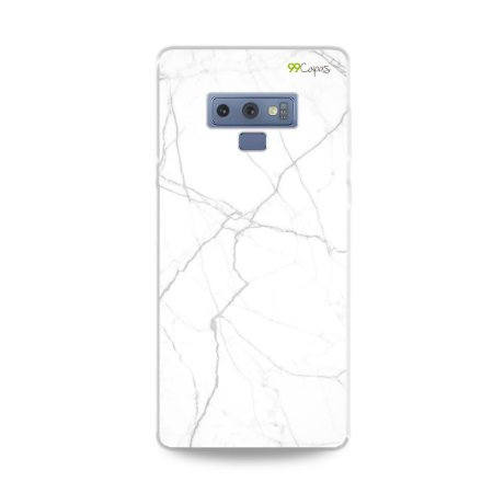 Capa para Galaxy Note 9 - Marble White