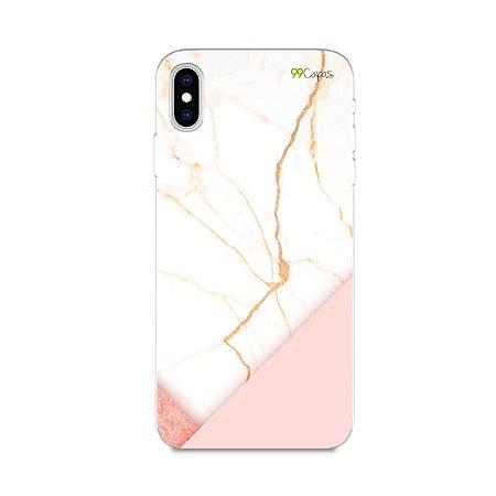 Capa para iPhone XS Max - Marble