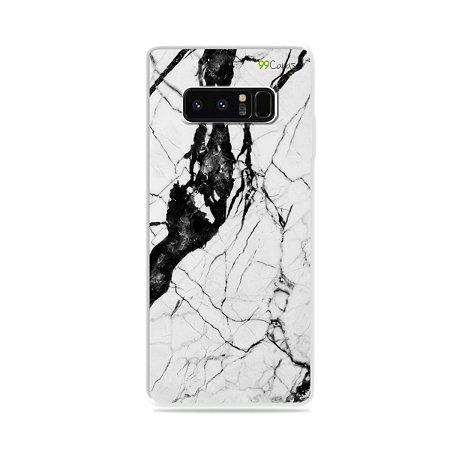 Capa para Galaxy Note 8 - Marmorizada