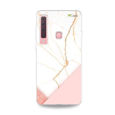 Capa para Galaxy A9 2018 - Marble