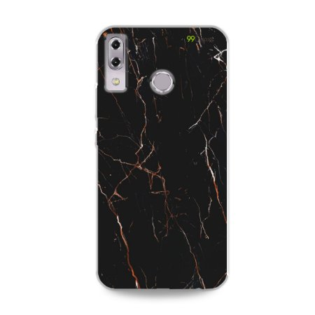 Capa para Asus Zenfone 5 e 5Z - Marble Black