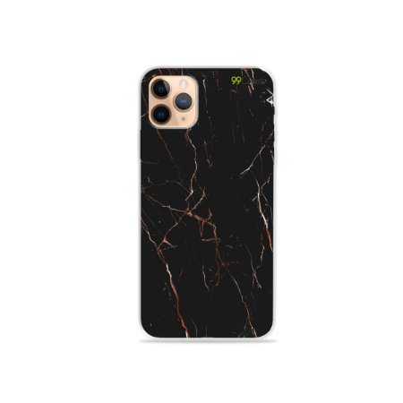 Capa para iPhone 11 Pro - Marble Black