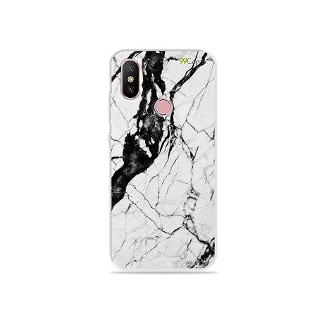 Capa para Xiaomi Mi A2 - Marmorizada