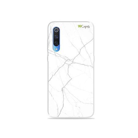 Capa para Xiaomi Mi 9 - Marble White