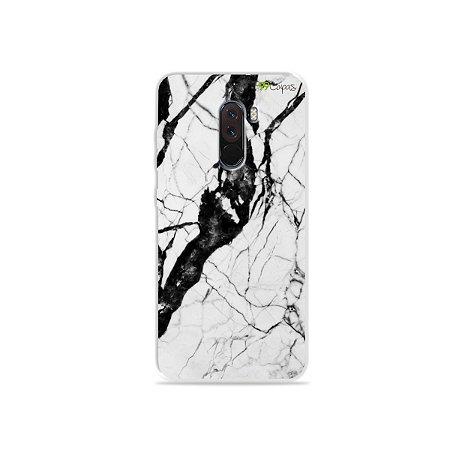 Capa para Xiaomi Pocophone F1 - Marmorizada