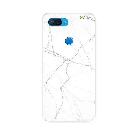 Capa para Xiaomi Mi 8 Lite - Marble White