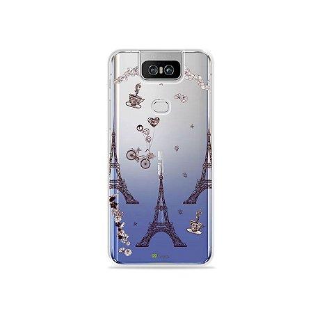 Capa para Zenfone 6 - Paris