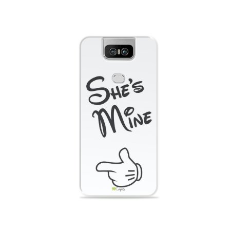 Capa para Zenfone 6 - She's Mine
