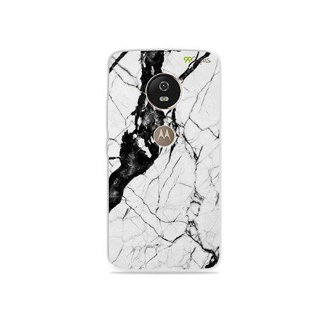 Capa para Moto G5 - Marmorizada