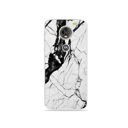 Capa para Moto E5 Plus - Marmorizada