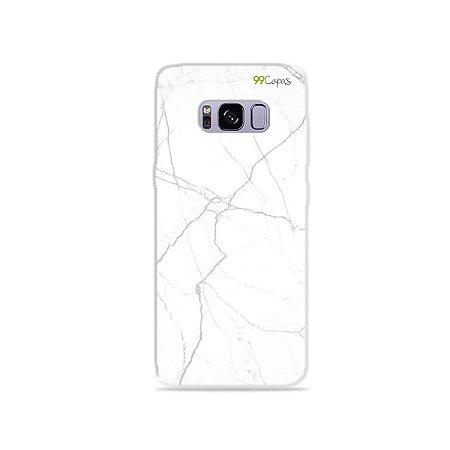 Capa para Zenfone 3 - 5.2 Polegadas - Marble White