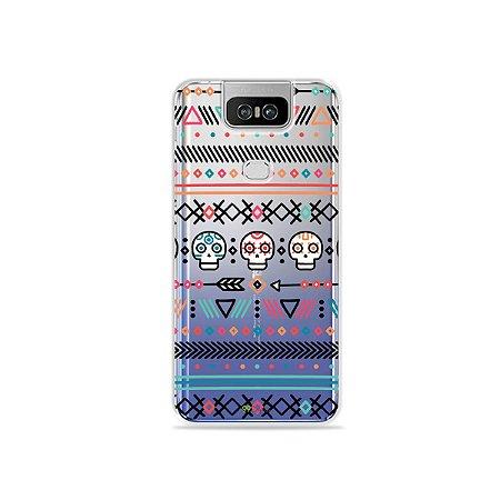 Capa para Zenfone 6 - Tribal