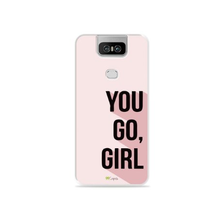 Capa para Zenfone 6 - You Go, Girl