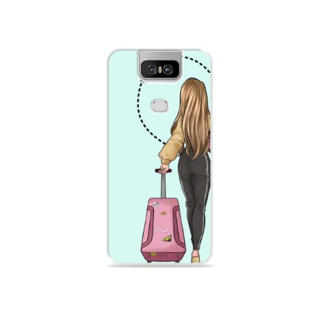 Capa para Zenfone 6 - Best Friends 1