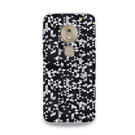 Capa para Moto G7 Play - Geométrica