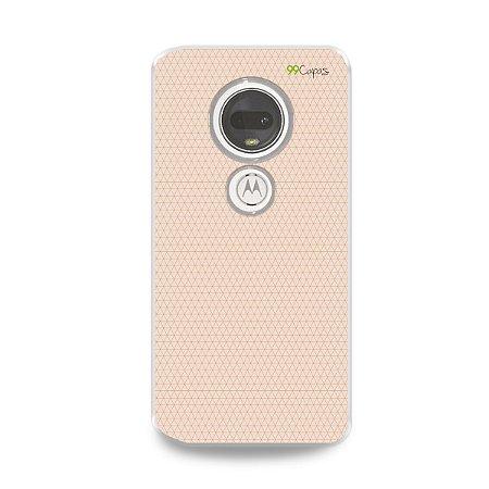 Capa para Moto G7 Plus - Simple